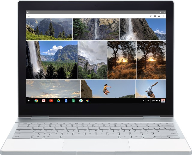 Pixelbook And Another Look