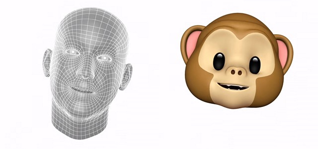 Animoji Facial Tracking