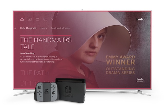 Hulu Coming To Nintendo Switch