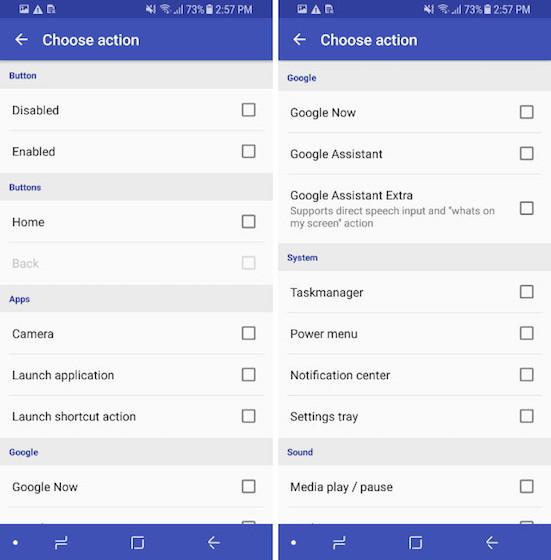 Reasignar el botón Bixby - Modo de bloqueo - Paso 5