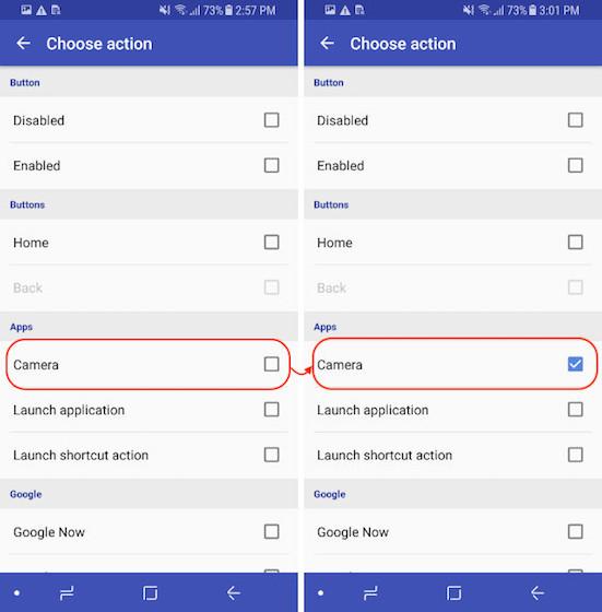 Remap The Bixby Button - Blocking Mode - Step 5a