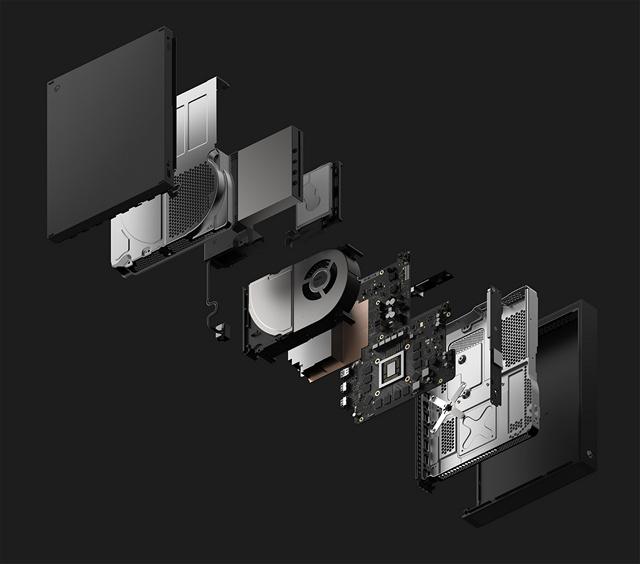 Xbox One X - 1