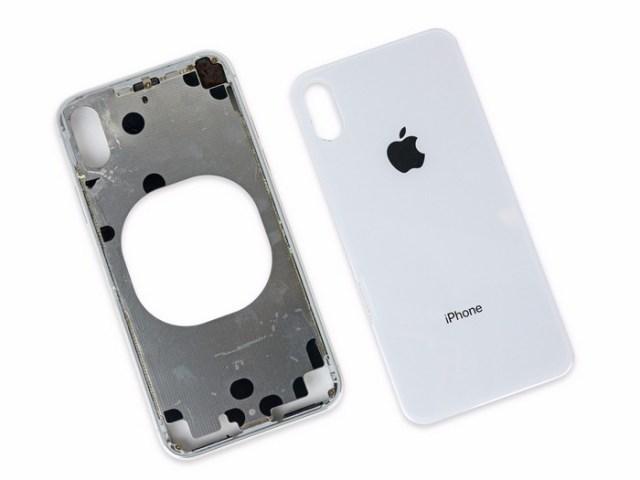 iPhone X iFixit Teardown Back