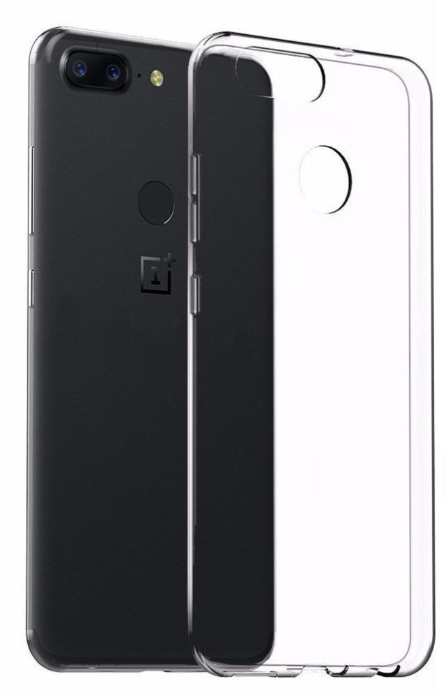 oneplus 5t clear case