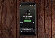 spotify welcome playlist sold featured