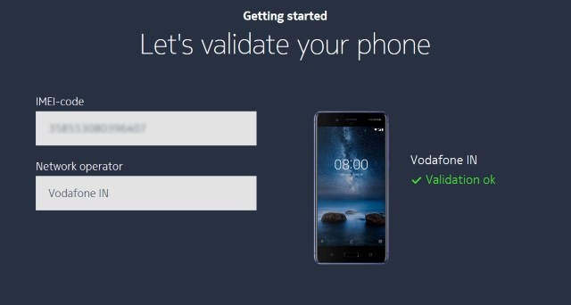 how to find all accounts associated with imei number