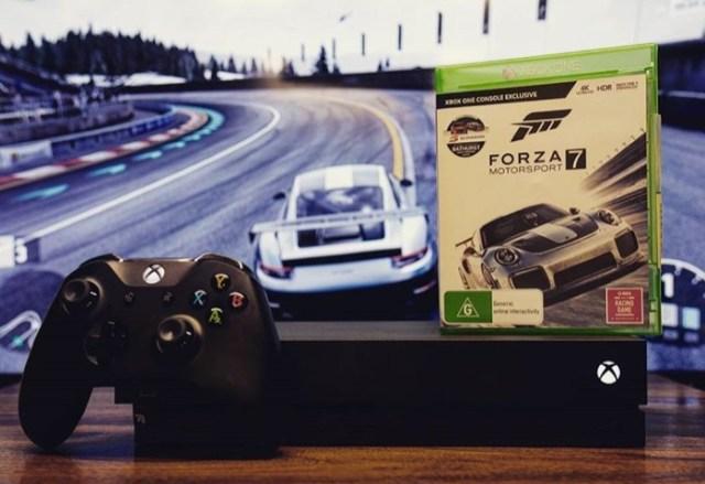 Xbox One X Forza