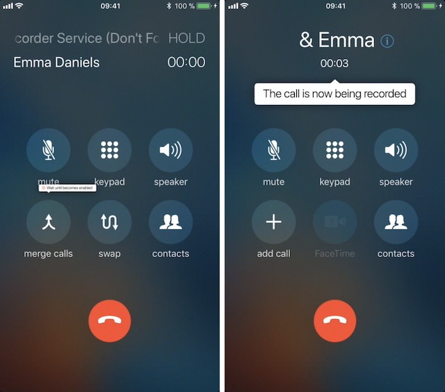 3. Call Recorder for iPhone