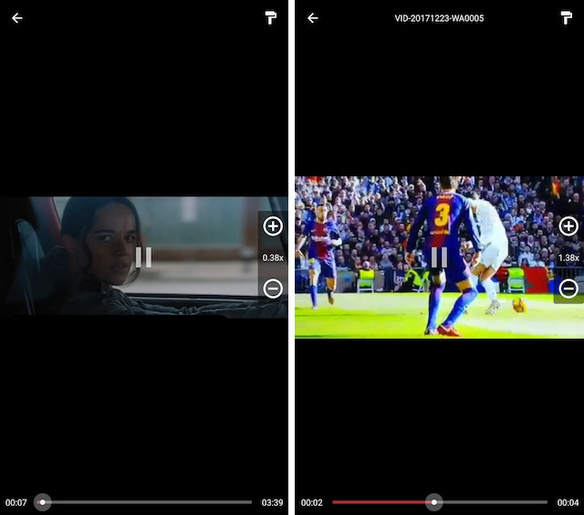 3. Slow Motion Frame Video Player