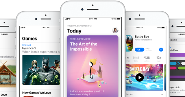 App Store fees waived for some developers