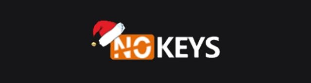 NOKEYS Logo