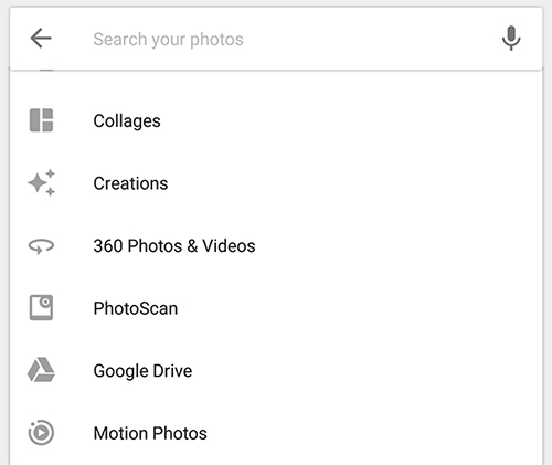 Google Photos v3.13 Brings Motion Photos Search, Promotional Notifications for Photo Books