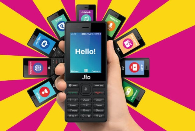 Reliance Jio Prepares for Another Massive JioPhone Shipment in Two Months