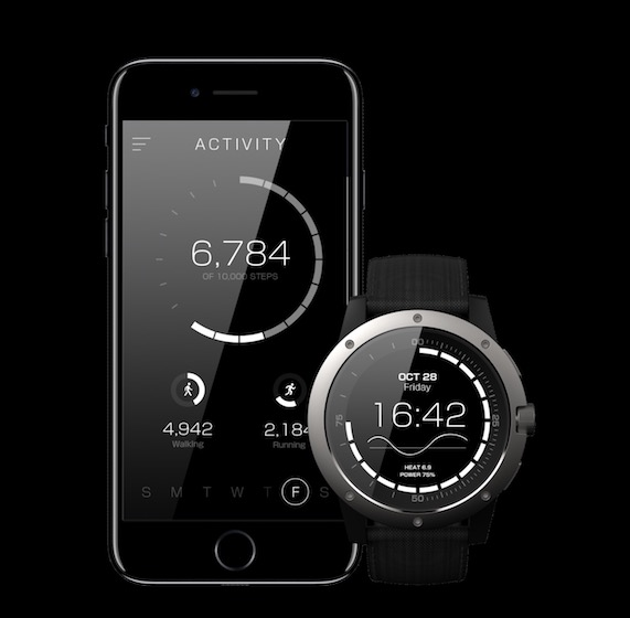 Knowledge Hub: A smartwatch that can get charged using ...