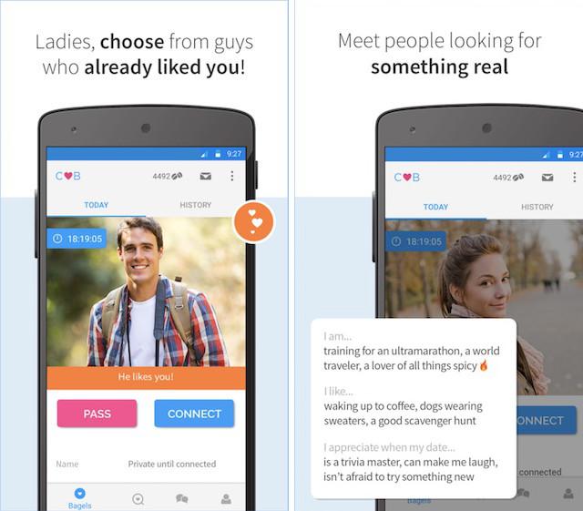 cross paths dating app