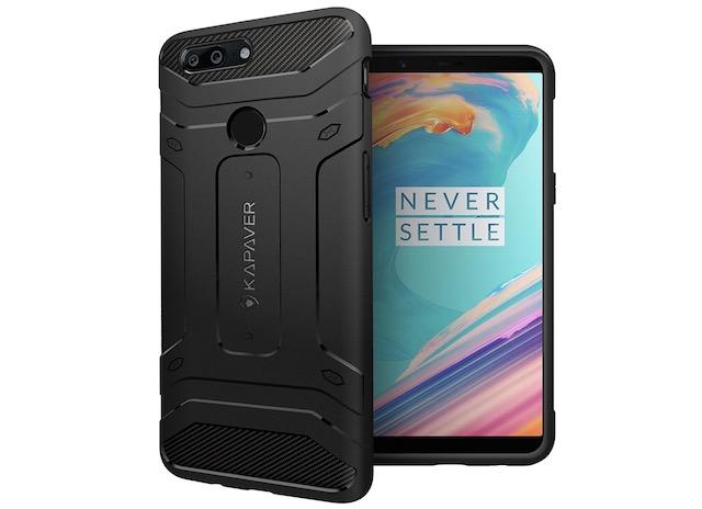 5. KAPAVER OnePlus 5T Case