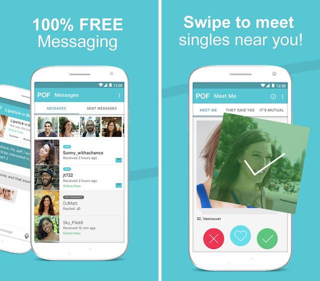 Plenty of fish dating android app
