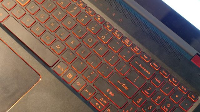 Acer Nitro 5 Spin Keyboard 1