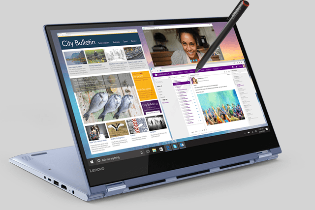 Lenovo Yoga 530 is also a 2-in-1 with pen support