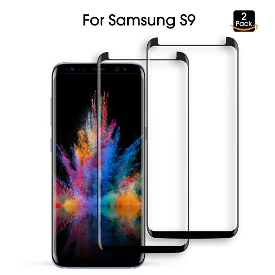 Pulais Galaxy S9 screen protector