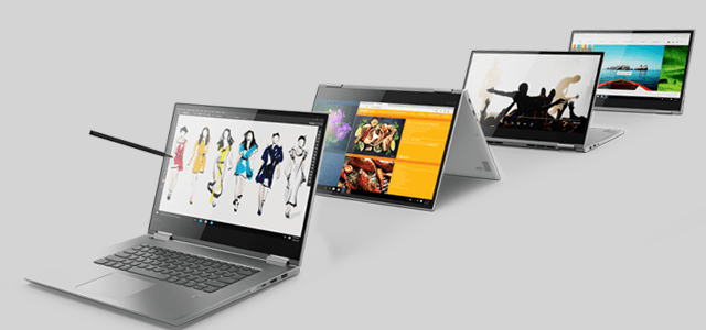 Many modes of the Yoga 730