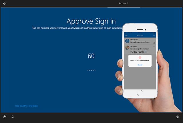 Windows 10 Authenticator App