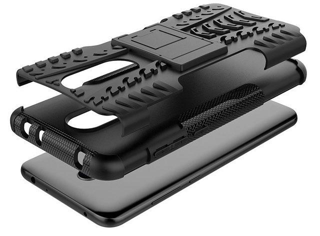 Zynk Redmi Note 5 Pro Hybrid Armor Case