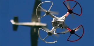 Vodafone Tests Air Traffic Control System for Drones Using 4G Network