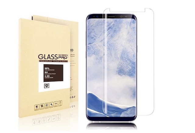 6. EcoPestuGo Tempered Screen Protector for Galaxy S9 Plus