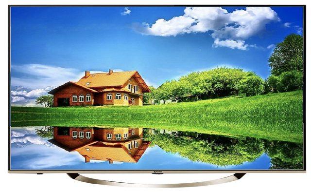 6. Micromax 43E7002UHD 4K UHD LED Smart TV