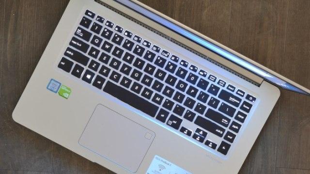 Asus VivoBook S15 S510UN Keyboard