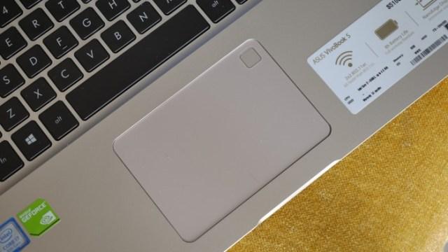 Asus VivoBook S15 S510UN Touchpad