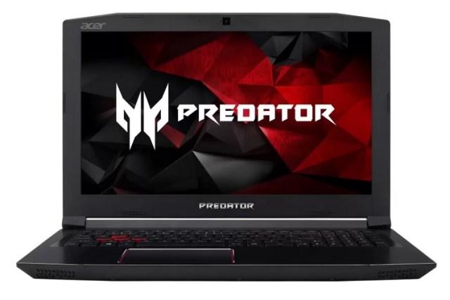 Flipkart Laptop Bonanza Sale Get the Acer Predator Helios 300 Gaming Laptop at Rs 59990