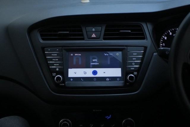 NPR One Andoid Auto