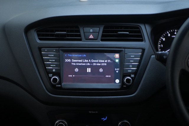 Overcast CarPlay