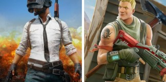 PUBG Fortnite Featured