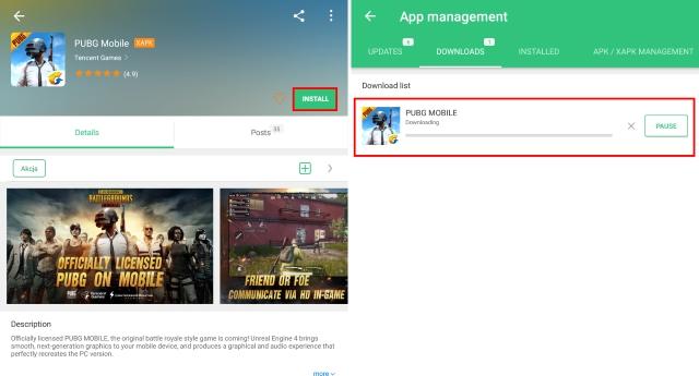 PUBG Mobile Download