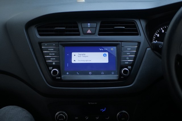 Telegram Android Auto