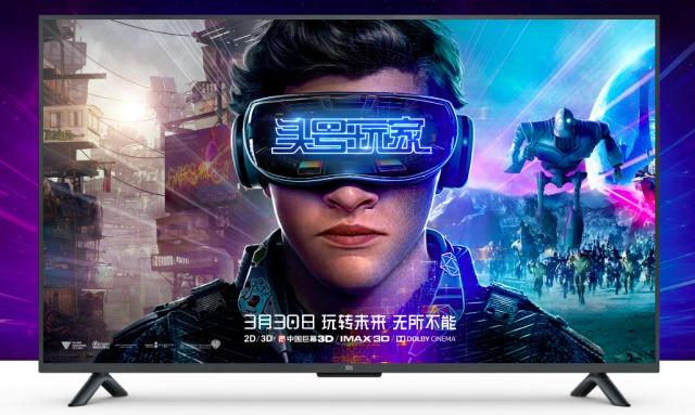 mi tv 4s ready player one