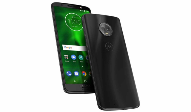 moto g6 featured india