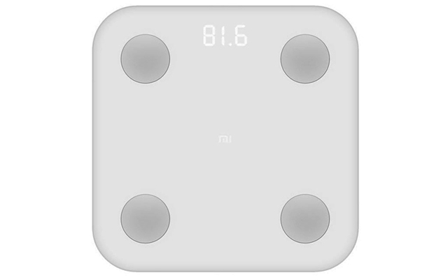 Xiaomi Introduces Smart Weighing Scale in India Priced at₹1,999