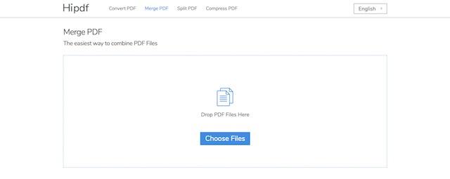 2. Merge PDF 1