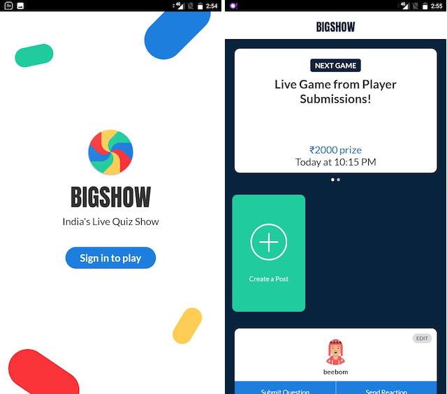 7. Bigshow TV