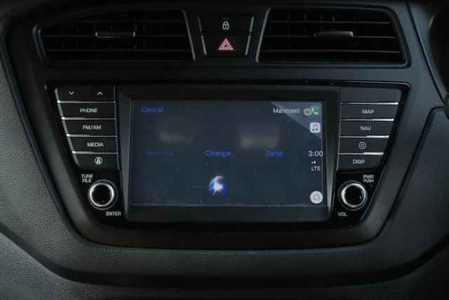 Apple Carplay messaging
