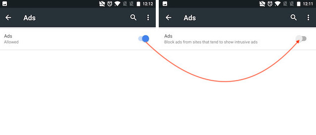 Block Intrusive Ads Natively in Google Chrome 4