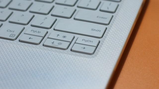Dell XPS 13 Keyboard Arrow Keys
