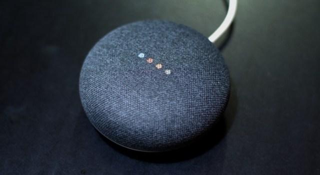 Google Home Mini Smart Devices