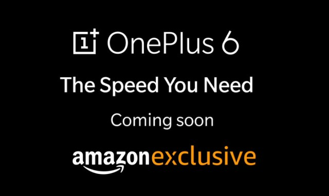 """Notify Me"" for OnePlus 6 Starts at Midnight on Amazon India"