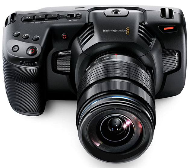Blackmagic Pocket Cinema Camera 4K Coming to India in September