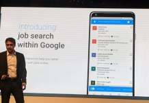 google jobs search launched in India
